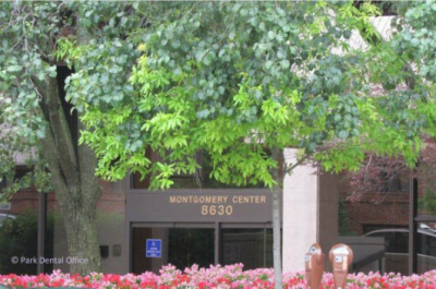 Image of outside of Park Dental Office