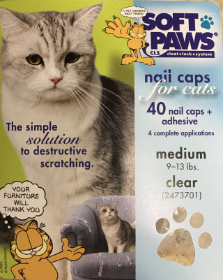 Soft Paws Is A Safe And Humane Alternative To Declawing During This Ointment Your Cat S Nails Are Gently Trimmed Lied Over The
